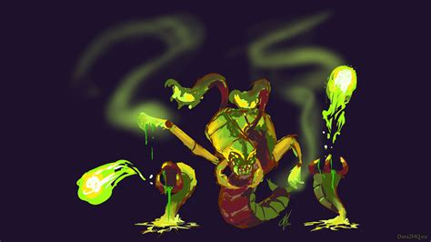 dota 2 venomancer wallpaper venomancer фан арт dota 2 wallpapers