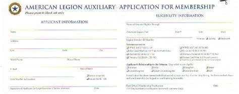 american legion auxiliary membership card template 2017 american legion auxiliary the american legion autos post