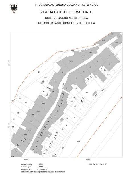 ufficio tavolare bolzano estratto di mappa tavolare catastofast