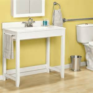 custom bathroom vanities hd supply