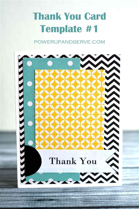 easy thank you card template kindergarten easy thank you card template use 3 papers of your choice