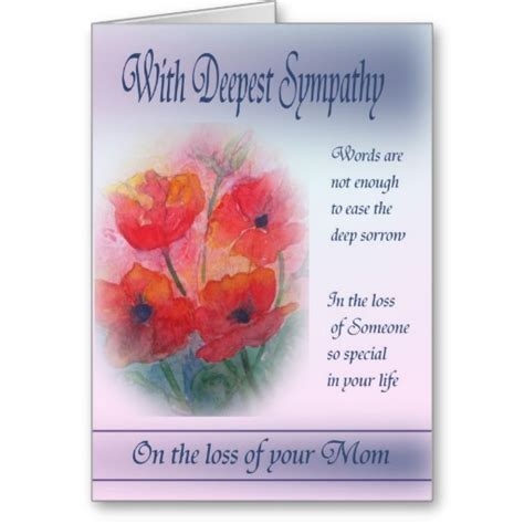 sle condolence message sympathy card quotes loss of best quote 2017