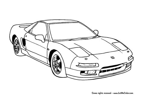 coloring pages honda cars coloring pages honda cars honda coloring pages kids