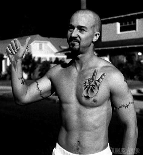 doc tattoo american history x pollici puntati il post