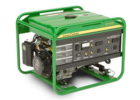 deere ac g6010s large frame generator agricultural
