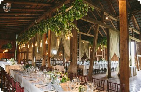 barn weddings in nj oleander featured on style me pretty brent