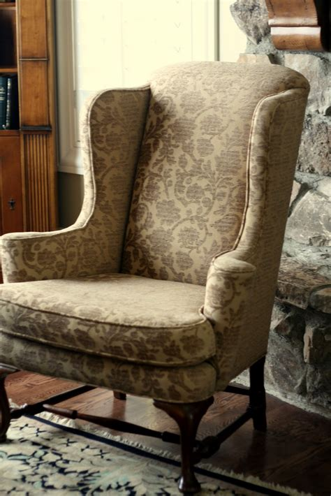 wingback chair slipcover diy wingback chair slipcovers pottery barn the clayton
