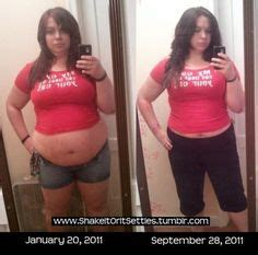 couch to 5k before and after befor and after weight loss on pinterest herbalife