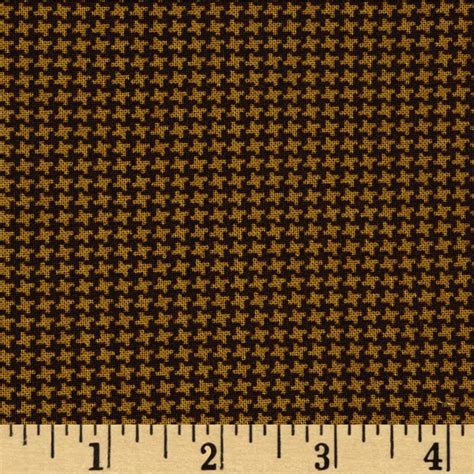 brown houndstooth pattern pet rescue houndstooth brown discount designer fabric