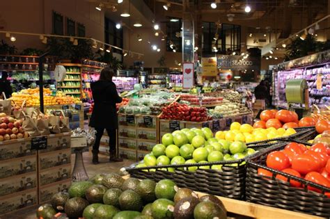 Look Chic While Grocery Shopping by Projects 2 000 Grocery Stores In The Us Next