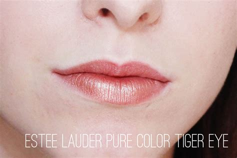 Estee Lauder Eye estee lauder colour lipstick tiger eye the of