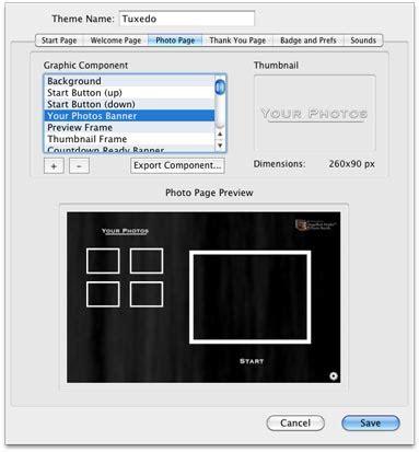 newspaper theme edit photo booth software snapshot studio photo booth 0 8 7