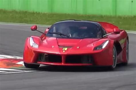 Ferrari Laferrari Xx by Ferrari Laferrari Xx Cazado En Fase De Pruebas