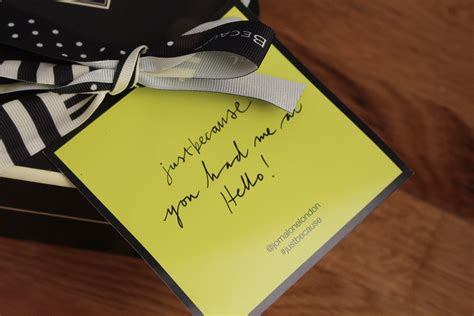 Jo Malone Gift Card - jo malone just because just because really ree