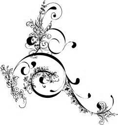 Turquoise Roses Border Swirls Free Download Clip Art Free Clip Art