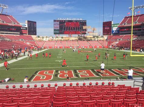 section 13 d raymond james stadium seating map brokeasshome com