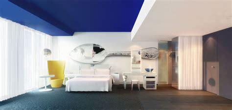 Small Bedroom Office andaz amsterdam prinsengracht 24 idesignarch interior