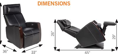 Recliner Dimensions by Recliner Dimensions