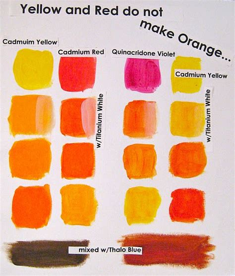 pink and orange make what color it s cool2create secret 4 yellow and don t make
