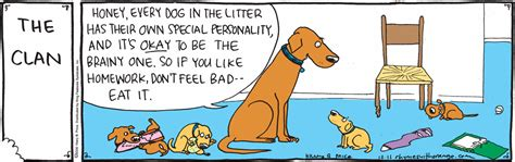 what rhymes with puppy tuesday s top ten comics on dogs comics kingdom