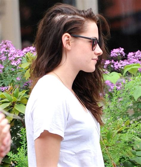 Is Kristen Stewart Experiencing Female Hair Loss?