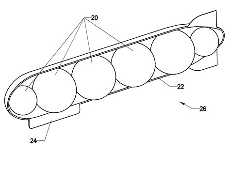 V Gavrilin Sketches by Patent Us20070001053 Layered Shell Vacuum Balloons