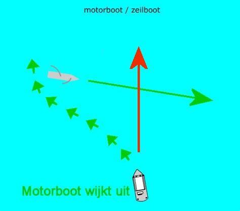 voorrang roeiboot zeilboot faq georoute rondje loosdrecht