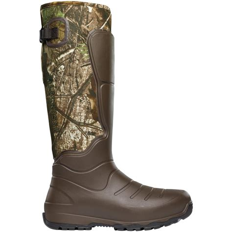 lacrosse s boots s lacrosse 174 aerohead 18 quot waterproof insulated