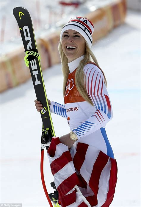 lindsey vonn quits olympic medalist lindsey vonn isn t done skiing daily