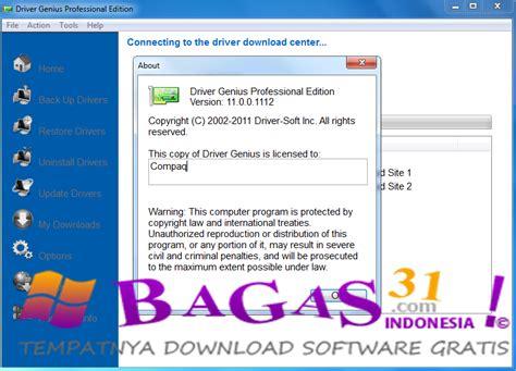 bagas31 driver booster driver genius professional 11 full serial bagas31 com