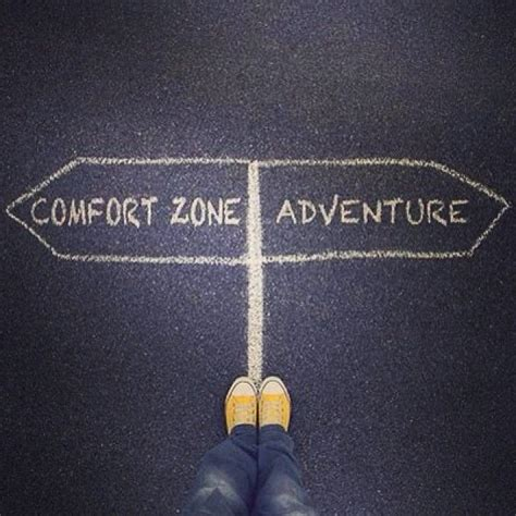 The Comfort by Comfort Zone And Adventure Pictures Photos And Images