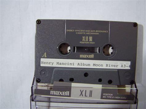 maxell cassette maxell xl ii cassette audio asylum trader