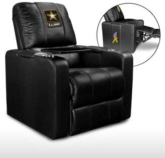 xzipit home theater recliner home office chair with logo furnish with your style