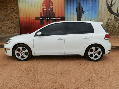 Golf Gti 2010 by 2010 Volkswagen Golf Gti 4dr Automatic