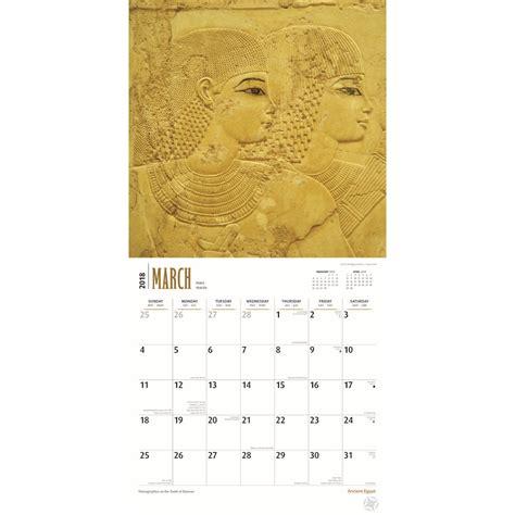 Ancient Calendar Ancient Egyptwall Calendar 9781465096159 Calendars