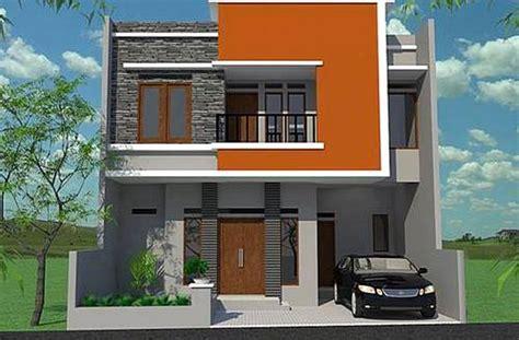 gambar desain rumah nak depan tak depan rumah contoh gambar rumah