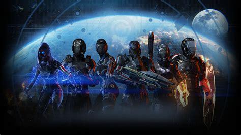 Mass Effect Desktop Wallpaper Mass Effect Desktop Wallpaper Wallpapersafari
