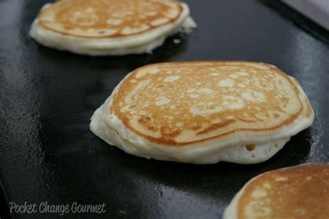 Handmade Pancakes - fashioned pancakes pocket change gourmet