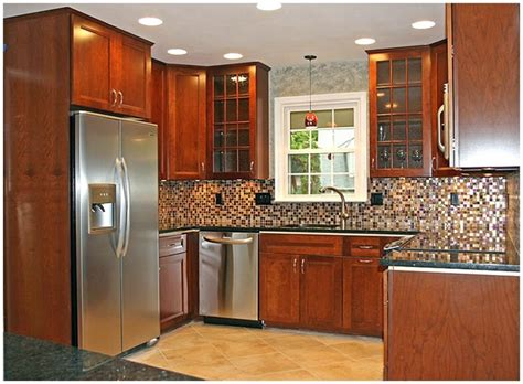 Kitchen Cabinet Remodel Ideas Small Kitchen Design Ideas Creative Small Kitchen Remodeling Ideas