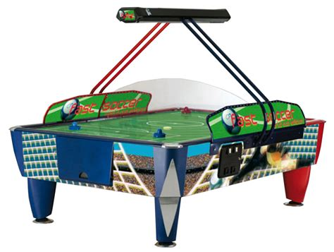 sam fast soccer 8 foot commercial air hockey table