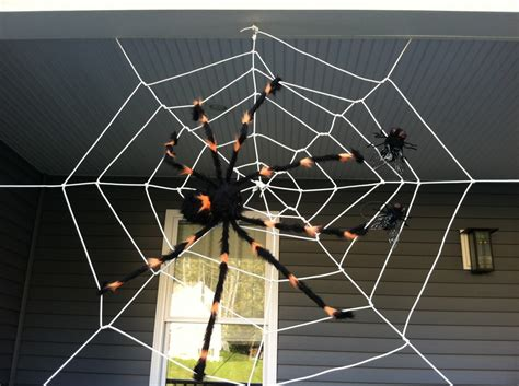 Spider Webs For Decorations by Stop Don T Squish That Spider Nebraskaland Magazine