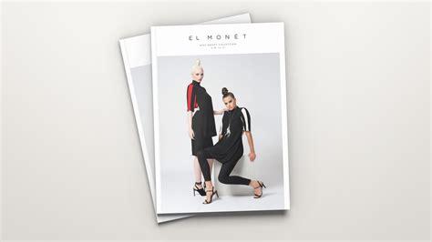 El Mon 201 T 2017 Lookbook Design By Saint Loupe Full Service Agency Lookbook Template Downloads