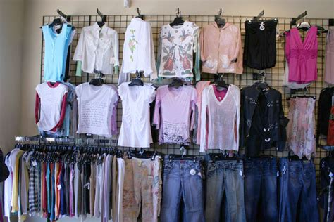 clothing store shelving clothing racks store fixtures and retail supplies