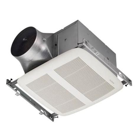 bathroom exhaust fans home depot nutone ultra green 110 cfm ceiling exhaust bath fan