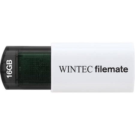 wintec filemate gb mini usb flash drive  rohs