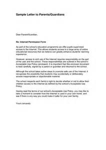 sle letter to parents guardians in word and pdf formats