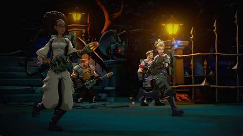 Ghostbusters Ps4 review ghostbusters on ps4 2016