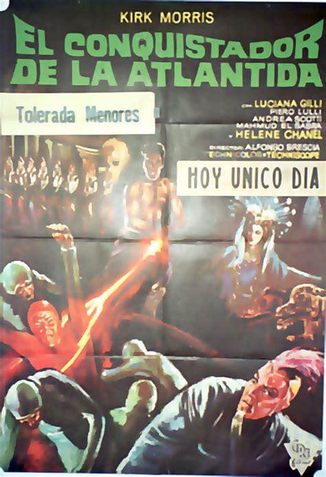 film thor il conquistatore il conquistatore di atlantide 1965 movie
