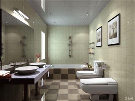 Salle De Bain Idee 1106 by The Fashion Minimalist Bathroom Model 3d Model