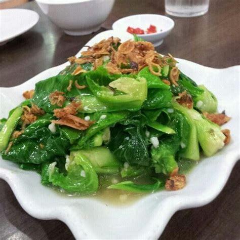 resep masakan kailan ca bawang putih  sedap resep